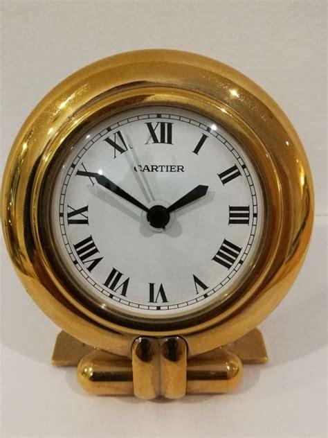 cartier pendulette colisee ref  unisex   catawiki