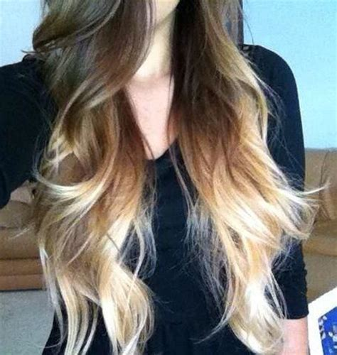 brunette to blonde ombre images brunette blonde ombre hairstyles how to