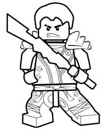 lego ninjago colotring pages