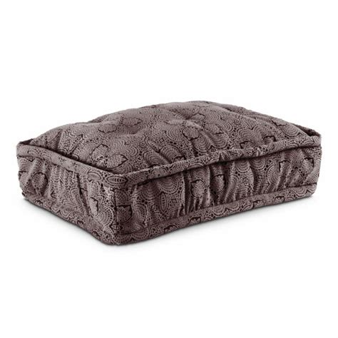 pillow top dog bed replacement cover pillow top dog bed 8 dog beds carriers