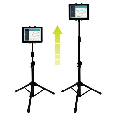 7 Pros Of One Stands by Portable Tablet Tripod Display Mounts Startech