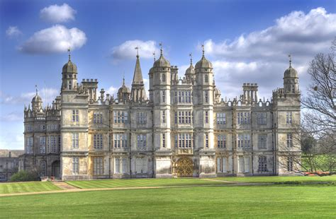 british houses great british houses burghley house an elizabethan