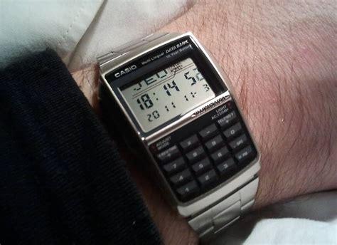 orologio casio calcolatrice casio databank l orologio calcolatrice prezzo e dove