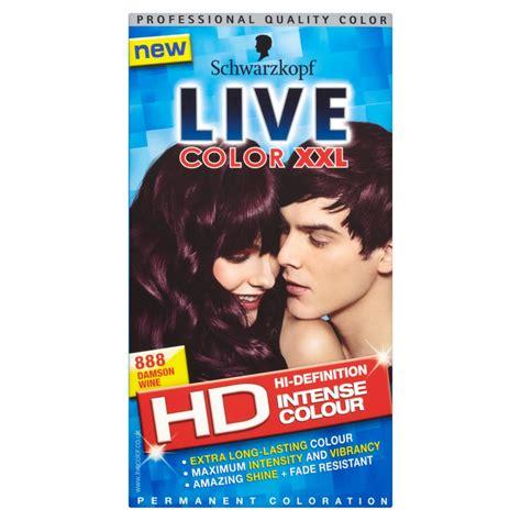 Harga Schwarzkopf Hair Color new schwarzkopf live hair color permanent professional