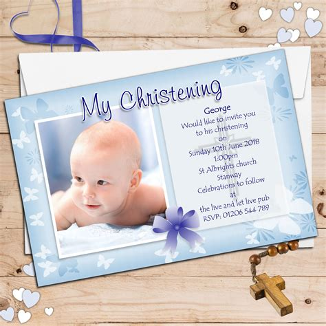 Baptism Invitations by Baptism Invitation Baptism Invitation Card New