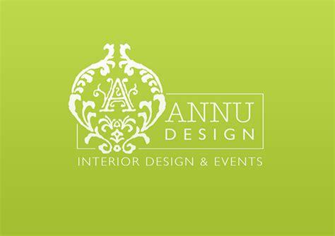 Logo Of Interior Design by Annu Design Logo On Behance