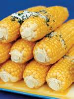 Cover Cob 10 Cm corn on the cob with spicy butter recipe