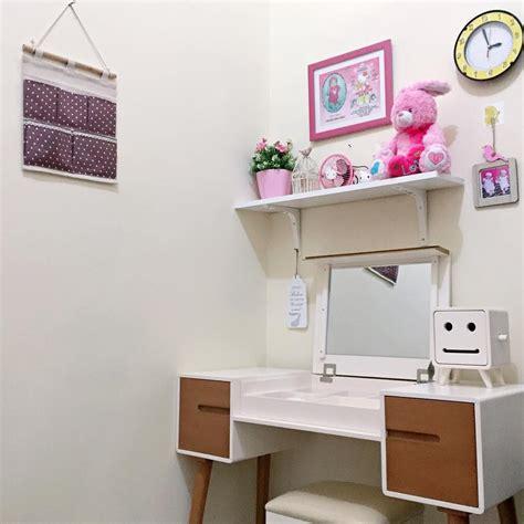 Meja Rias Di Medan 27 model meja rias minimalis modern terbaru 2018 dekor rumah