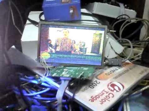 Tv Lcd Bekas Termurah membuat tv dari lcd laptop bekas