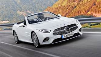 Images Of A Mercedes Mercedes Amg Engineering Next Sl Class As Soft Top 2 2