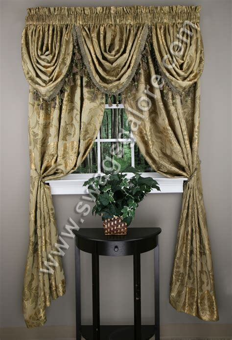 luxury home textiles curtains reagan jacquard curtain panel sage luxury home
