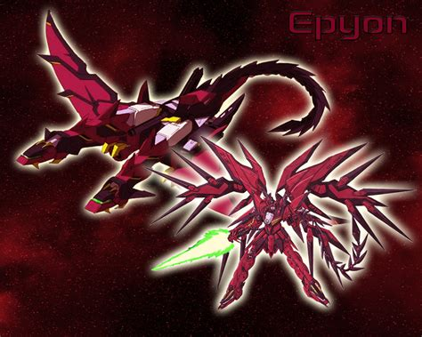 gundam epyon wallpaper gundam epyon wallpaper by systemize erick on deviantart