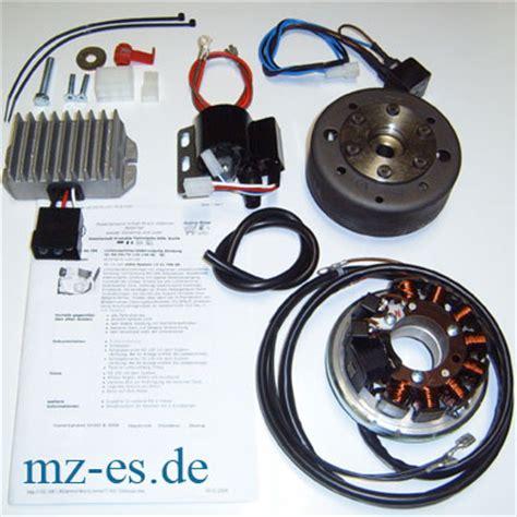 Mz Motorrad Bedeutung by Lichtmagnetz 252 Ndanlage 6 Volt 75 Watt Mz Es 125 150 0 1
