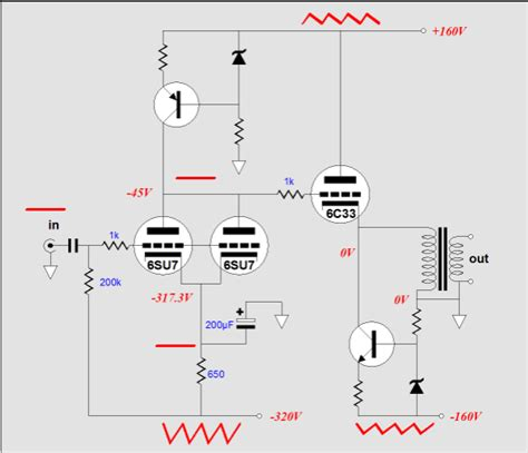 cathode bypass capacitor type aikido pcb update more cathode follower output stage design