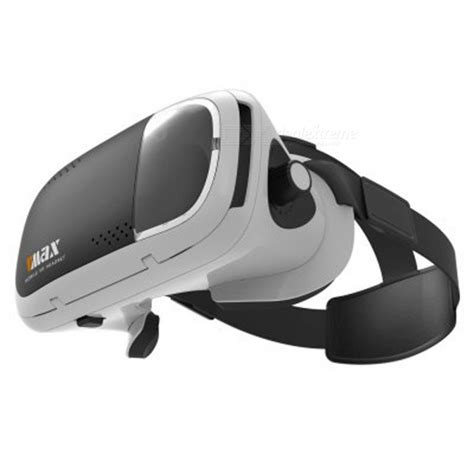 Vr Max ritech vr max reality 3d glasses black free shipping dealextreme