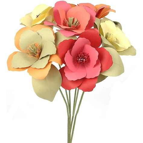 Paper Flower Kit - 15 95 paper source flower kits paper flowers