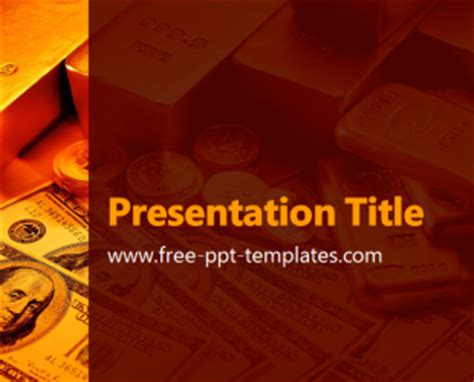 finance powerpoint template finance ppt template free powerpoint templates