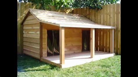 clever house designs modern creative dog house design plans comfort for dogs youtube