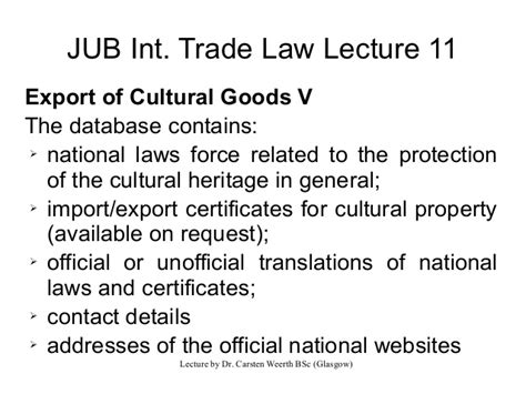 section 11 of trademark act jacobs university bremen international trade law lecture