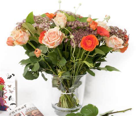 mooie bos bloemen bezorgen bos bloemen ontbijtservice amersfoort