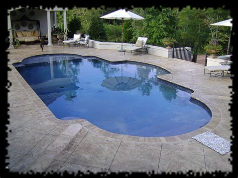 Swimming Pool Designs In Raleigh 10 Years Experience Custom Swimming Pool Designs