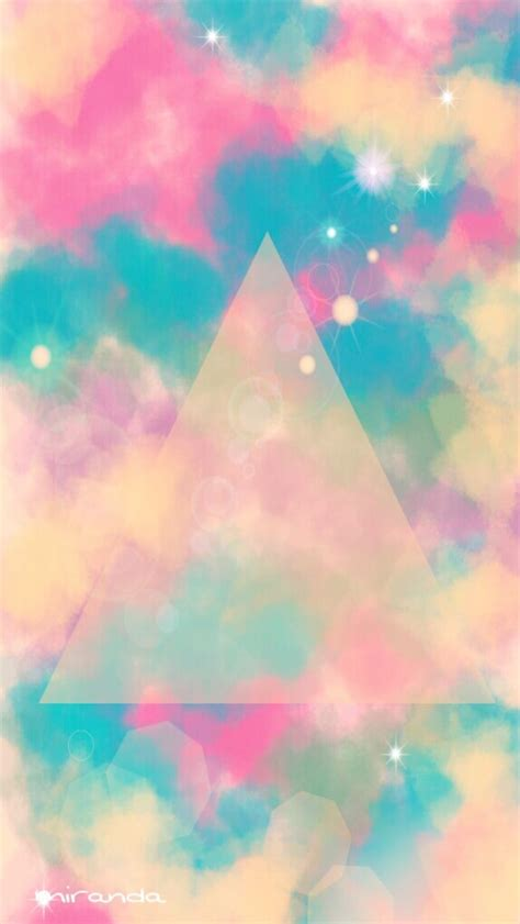wallpaper iphone pastel pastel triangle wallpaper via cocopapa fonts typography