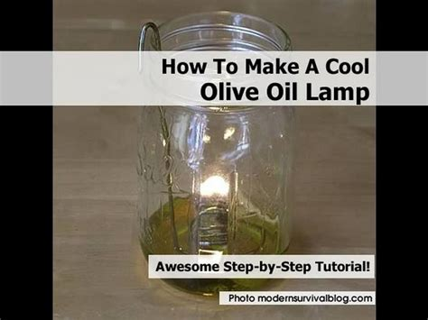 how to make a cool olive l