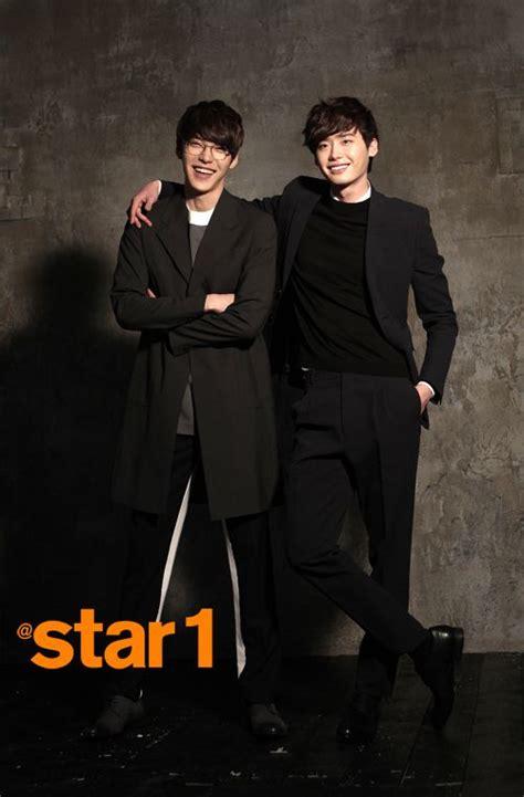 drama lee jong suk kim woo bin 27 best best bromance ever images on pinterest korean