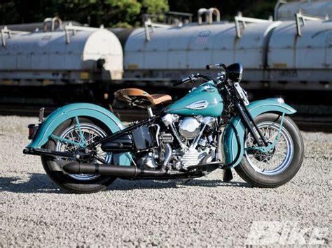 Knucklehead Harley Davidson by Born To Rebuild 1941 Harley Davidson Knucklehead Bike