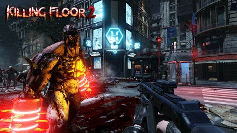 killing floor 2 launches for pc playstation 4 pro and