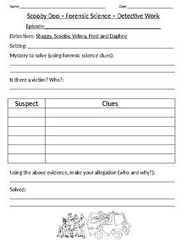 forensic science worksheets forensic best free printable