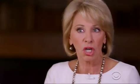 betsy devos interview betsy devos struggles to explain her own policies in