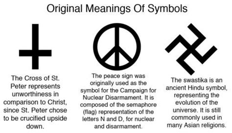 meaning of upside down cross tattoo original meanings of symbols arcane