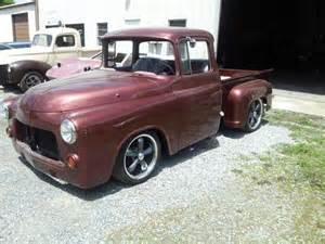 1955 Dodge Truck Purchase New 1955 Dodge Custom Cab In
