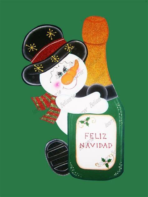 muecos de navidad en foami navidad foami mu 241 eco de nieve con botellla snowman bs