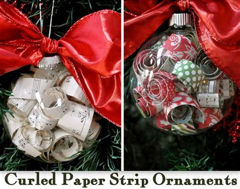 homemade ornaments 20 uses for paper scraps the paper blog
