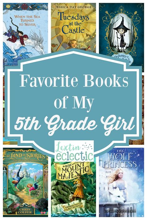favored books favorite books of my 5th grade lextin eclectic