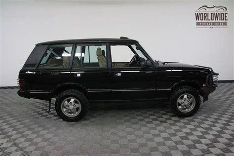 range rover coupe classic range rover classic parts car