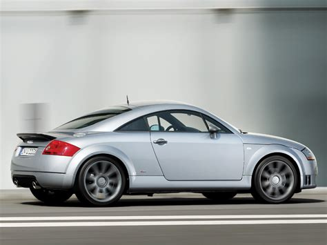Audi Tt Silber by Audi Tt Coupe Silver Speed Rear Angle 1024x768