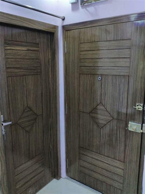 veneer  polish finish flash door  lock