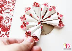 How to make paper christmas ornaments christmas