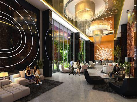 Extraordinary Loft Condo Interior Design Small Apartment