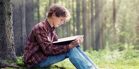 picture of someone reading a book bookworm problems ordinary is of literary merit