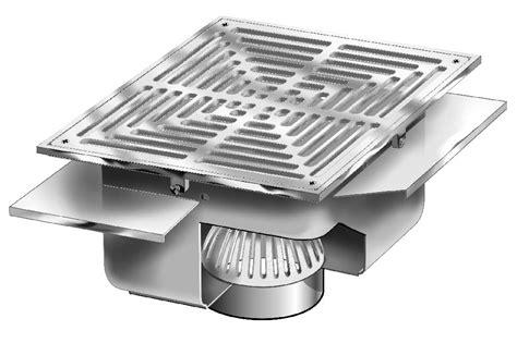 Floor Sink Detail by Fs1920 Fl 12 Quot X 12 Quot X 6 Quot Stainless Steel Floor Sink