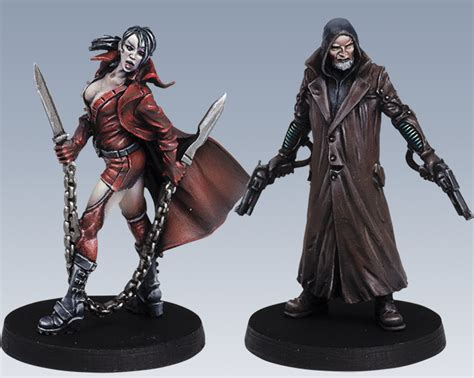 the forces of faith miniatures showcase tabletop encounters