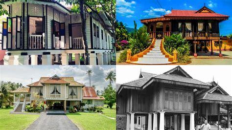 rekaan rumah kampung  klasik  buat korang mahu