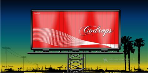 billboard design template free 28 images davis