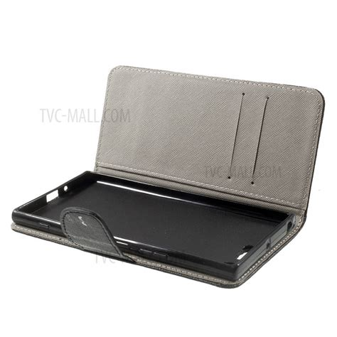 Casing Xperia Xz Premium The Flash 2 Custom Cover for sony xperia xz premium pattern printing leather wallet