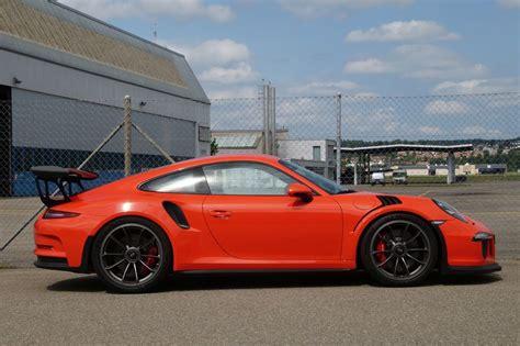 Porsche 911 Gt3 Rs Preis by Porsche 911 Porsche 911 Gt3 Rs 2015 Im Test