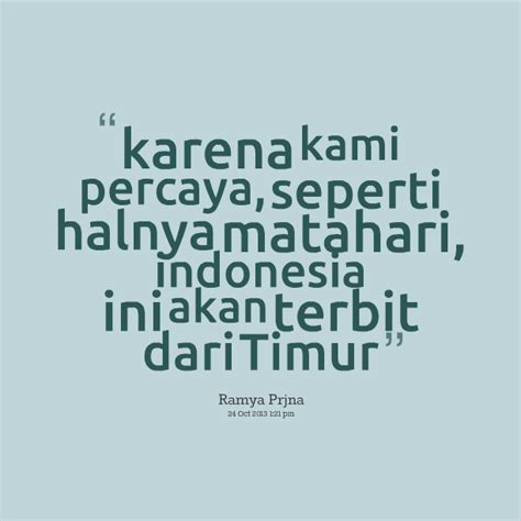 indonesian  quotes quotesgram
